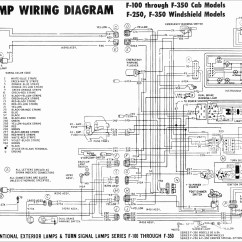 Trailer Tail Light Wiring Diagram Back Of Heart With Labels For Lights My