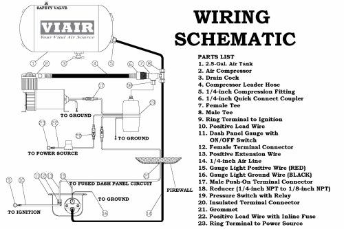 small resolution of bad boy horn wiring diagram air horn wiring diagram installation instructions of bad boy horn wiring