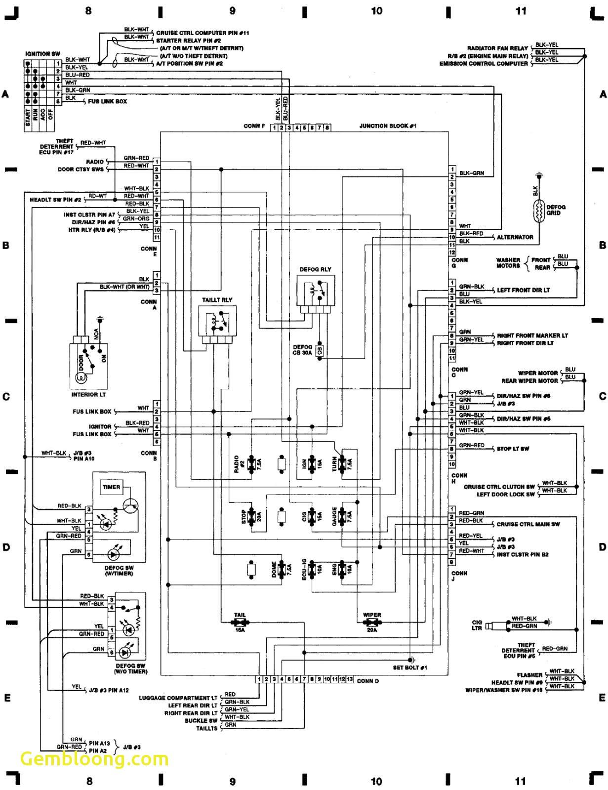 Toyota Corolla Wiring Diagram