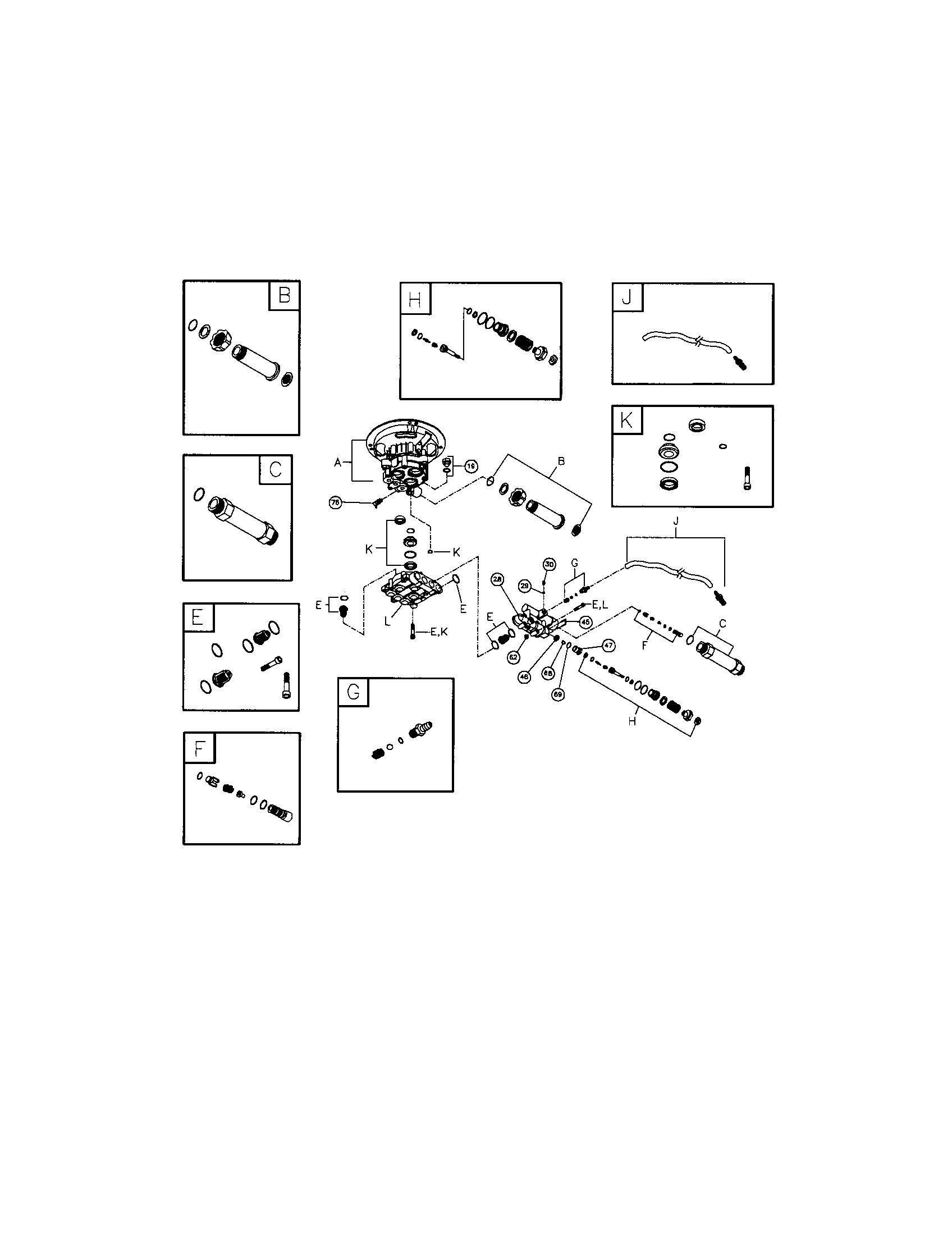 Briggs And Stratton Pressure Washer Parts Diagram