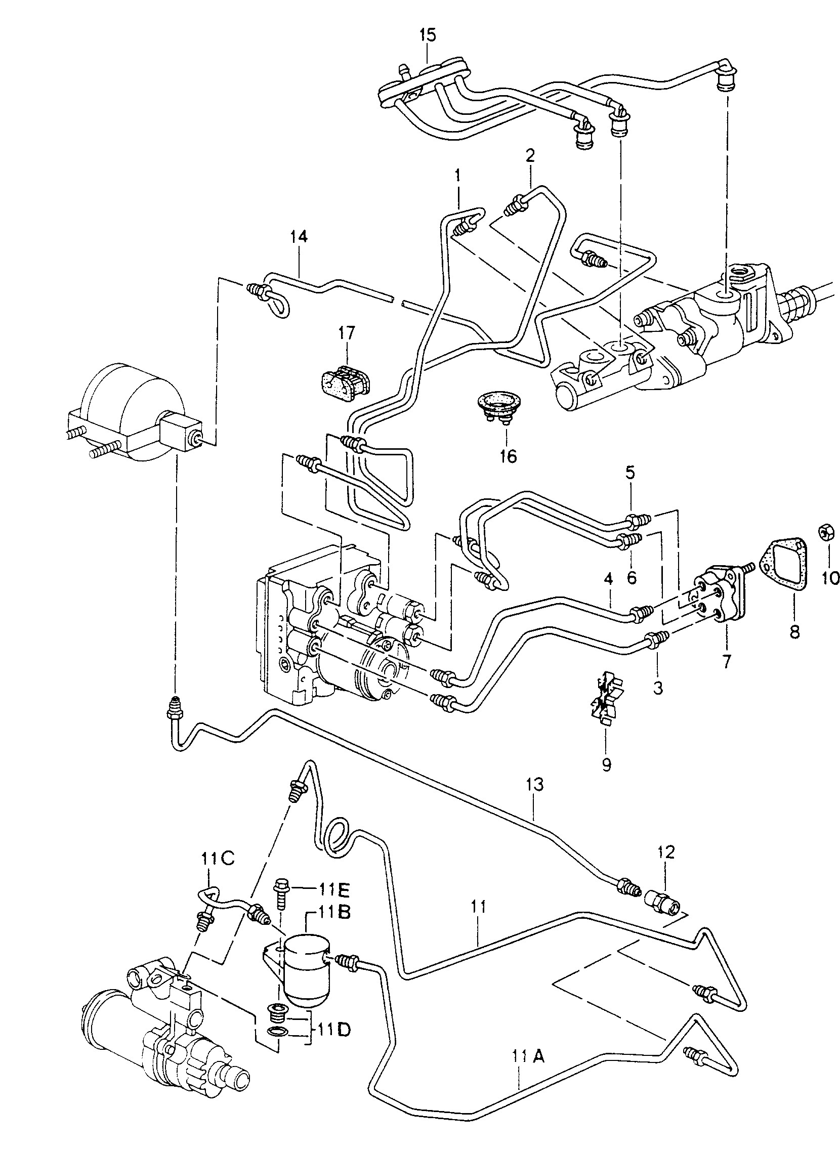 Porsche 993 Engine Diagram