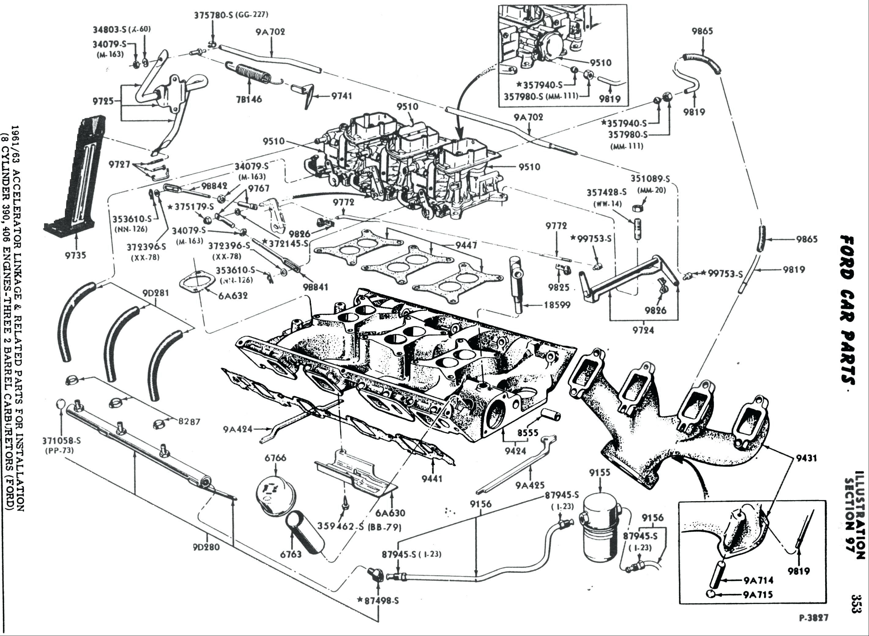 Undercarriage Of A Car Diagram