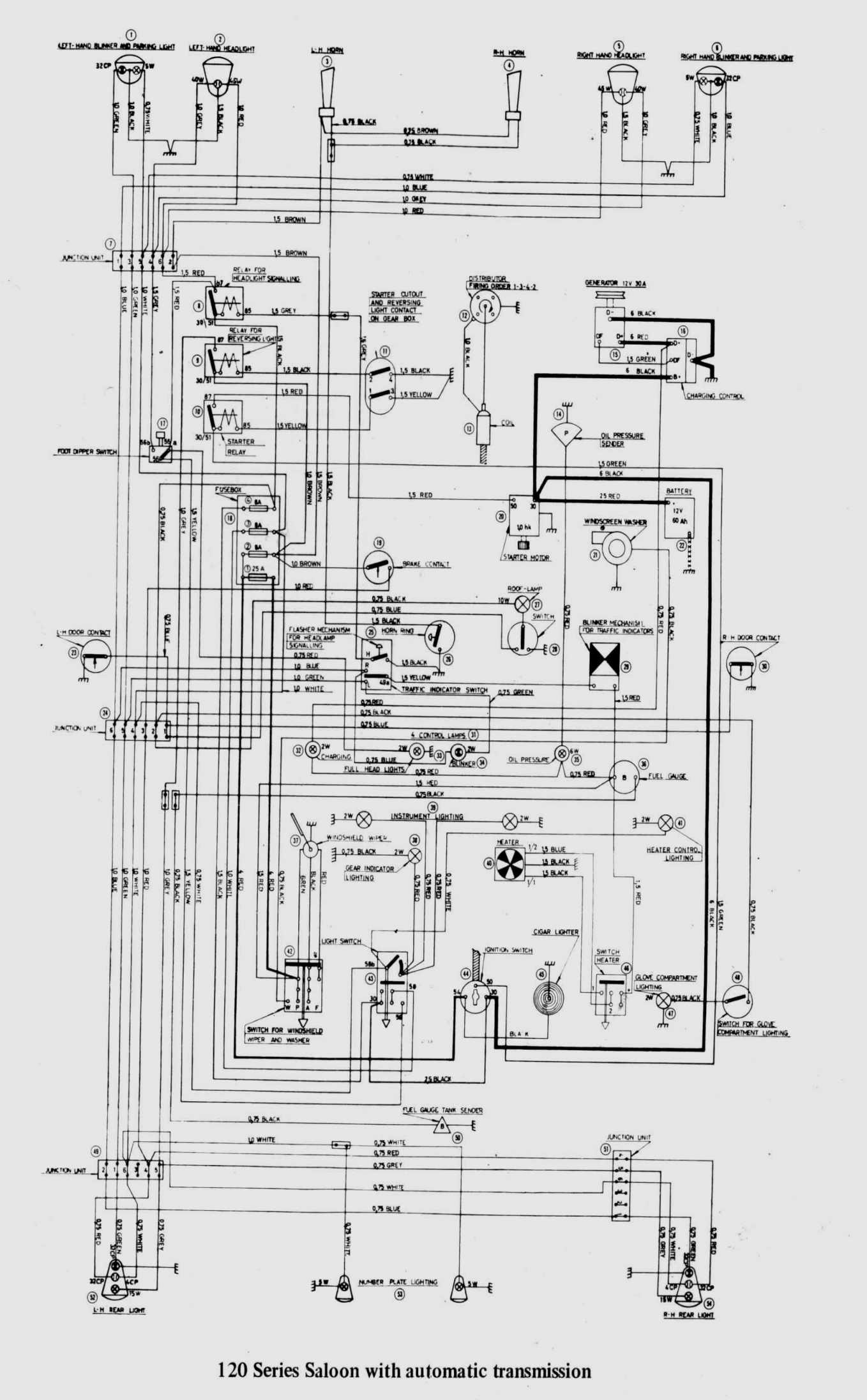 29 Volvo Semi Truck Fuse Diagram