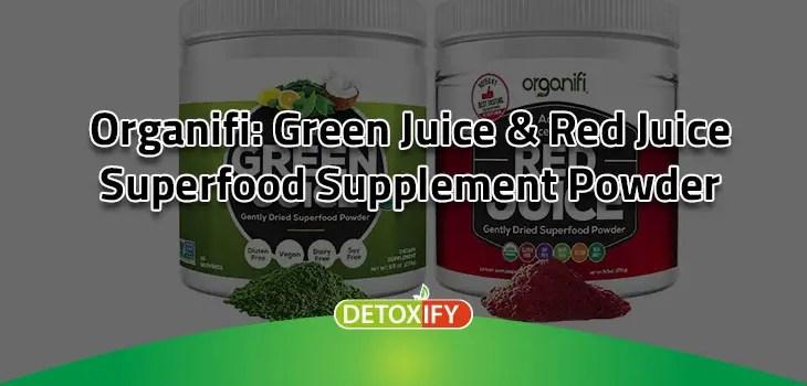 Organifi Superfood Supplement Powder