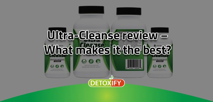 Ultra-Cleanse Review