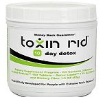10 Day Detox TOXIN RID Review