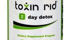 2 Day Detox TOXIN RID