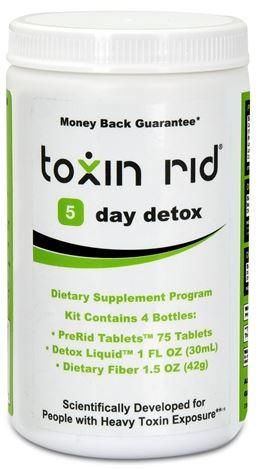 5 Day Detox TOXIN RID
