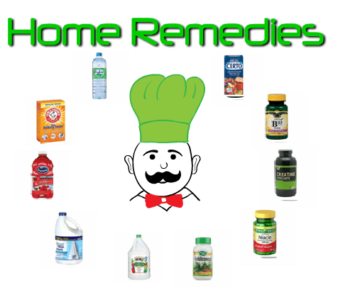 Home remedies pict logo