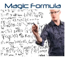 Magic formula 1