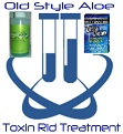 Aloe Toxin Rid (Old Style) Treatment Method Review