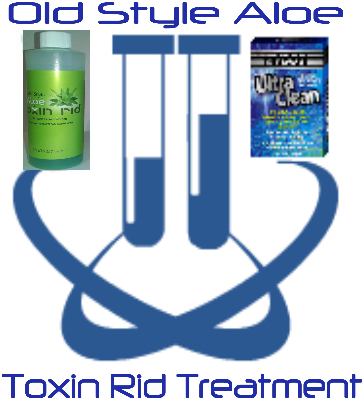 Aloe Toxin Rid Treatment Method