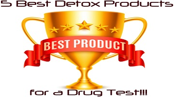 5 Best Detox Products for a Drug Test in 2019!!!