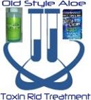 Aloe Toxin Rid Tretment Old Style method