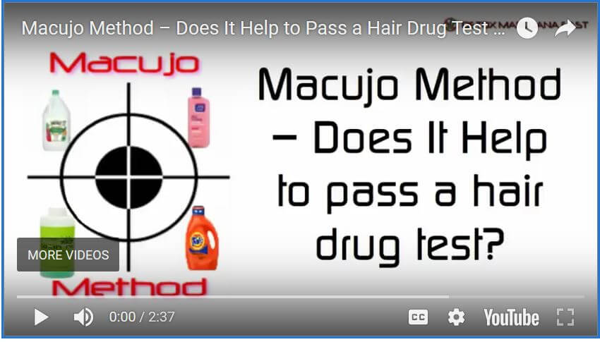 Macujo Method YouTube Video