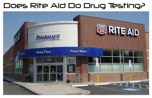 Does Rite Aid Drug Test?