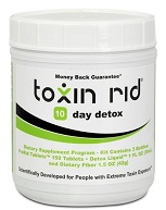 10 Day Detox Toxin Rid program