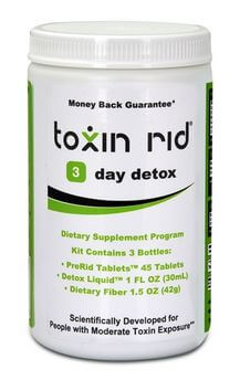 Toxin Rid 3 Day Detox Program