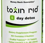 Toxin Rid 5 Day Detox Program