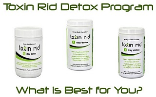 Toxin Rid Detox Review-What is Best for You?