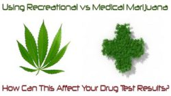Using Recreational vs Medical Marijuana - How Can This Affect Your Drug Test Results?