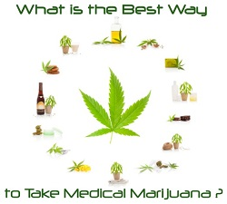 What is the Best Way to Take Medical Marijuana – 7  Popular Ways for You to Know!