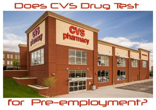 Does CVS Drug Test for Pre-employment?