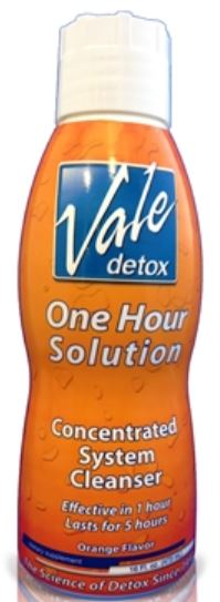 Vale Detox One Hour Solution