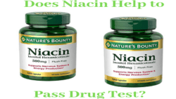 Does Niacin Help to Pass Drug Test?