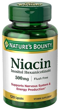 Niacin health benefits