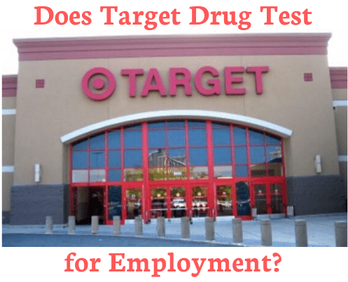 Does Target Drug Test for Employment