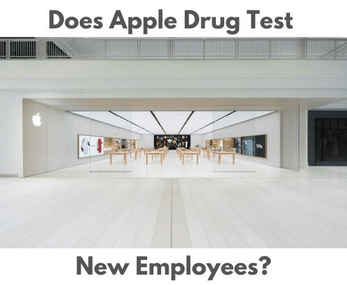 Does Apple Drug Test New Employees?