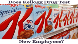 Does Kellogg Drug Test New Employees?