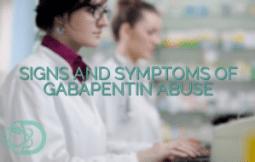 Gabapentin symptoms