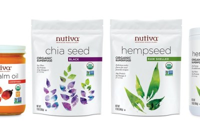 Nutiva Secures Glyphosate Residue Free Certification for Organic Chia Seed Line