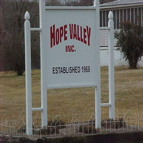 Hope Valley, Inc