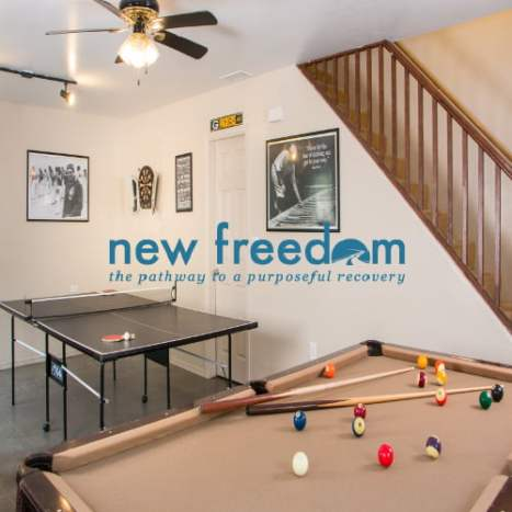 New Freedom Recovery House
