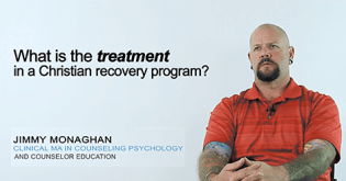 What is Treatment in a Christian Recovery Program?
