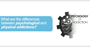 What are the Differences Between Physical & Psychological Addiction?