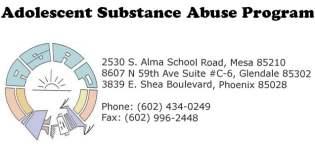 ASAP Adolescent Substance Abuse Program