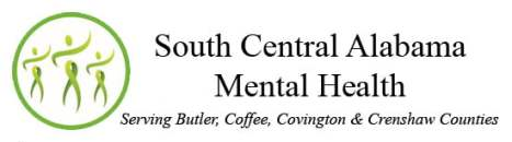 South Central Alabama Mental Health Outpatient Program