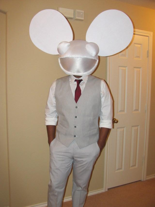 Deadmau5 Helmet For Sale : deadmau5, helmet, White, Deadmau5, Detravoid, Concept