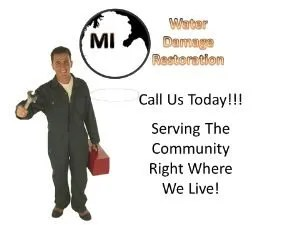 Detroit Water Damage Restoration & Mold Remediation