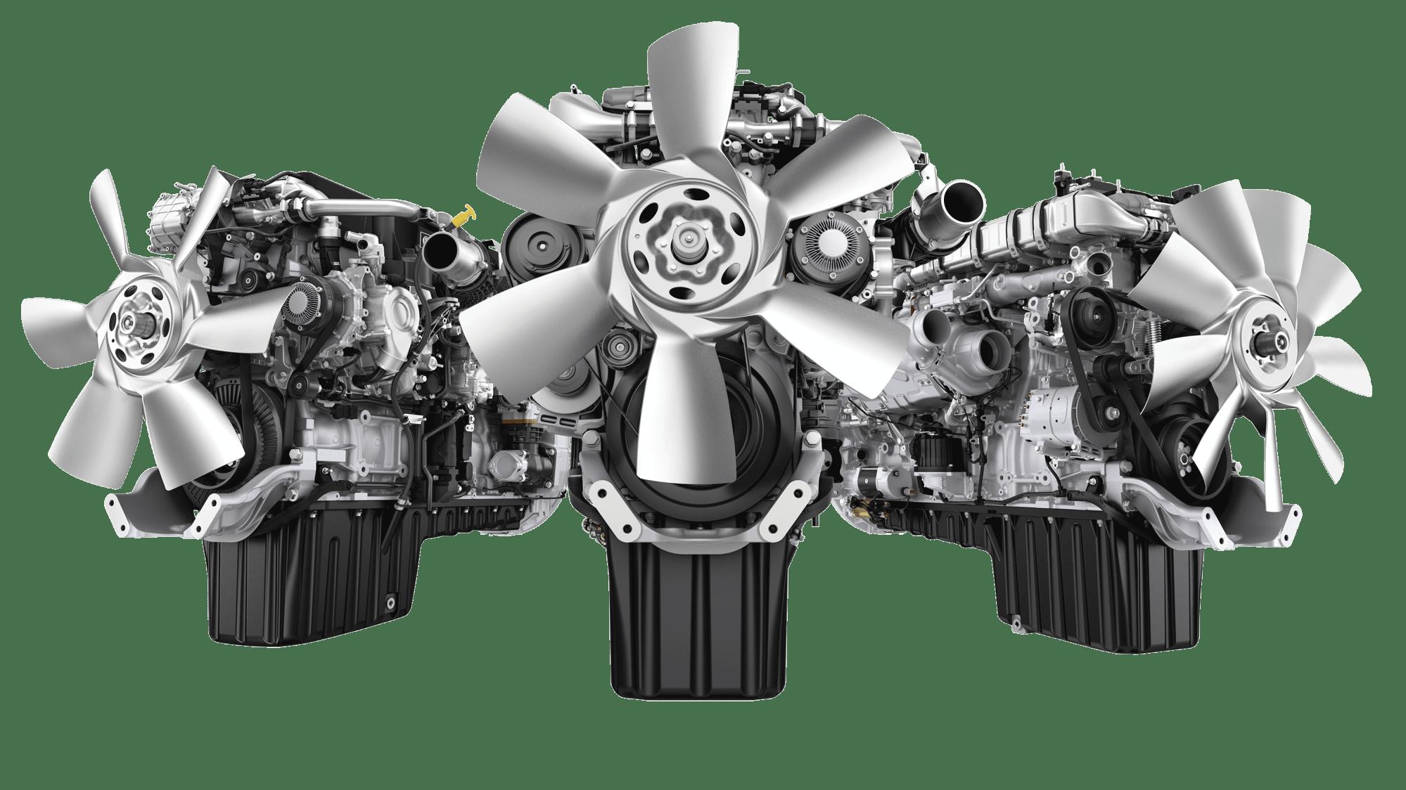 hight resolution of detroit engines trinity image