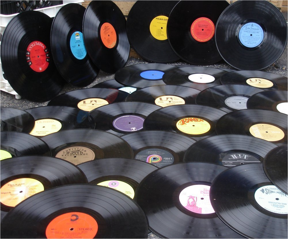 Vinyl Records Detroit Bookfest And What We Love About