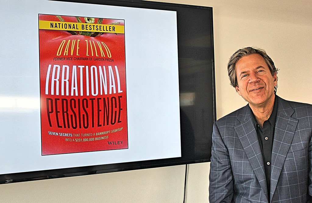 Exclusive Interview: Detroit entrepreneur, self-made millionaire and author DAVE ZILKO recounts the wild adventures of helping to turn Garden Fresh Salsa into hundreds of millions of dollars!