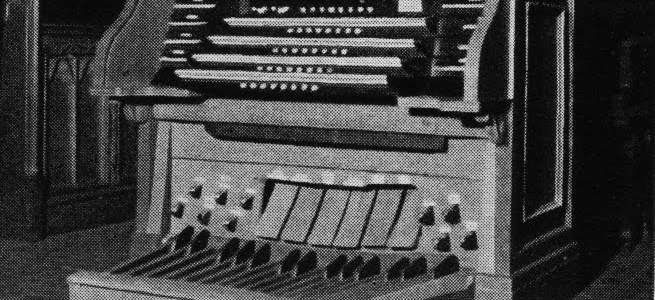 The Cathedral Organ:  A Sermon in Music