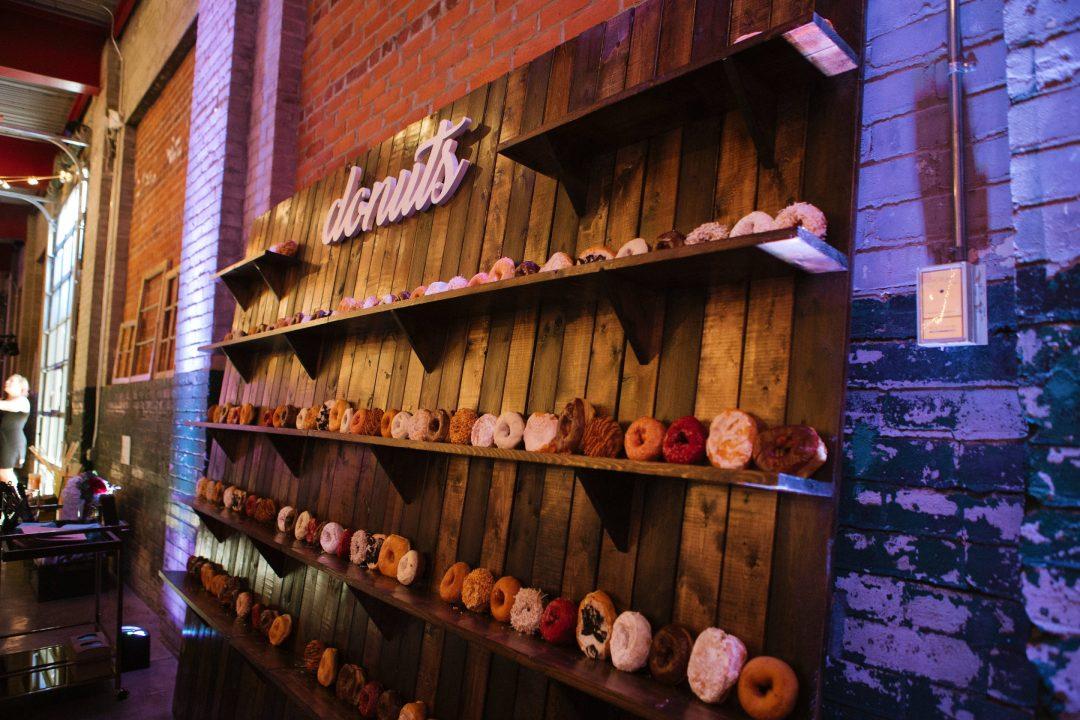 Donut Wall Dougnut Wall Detroit Chiavari