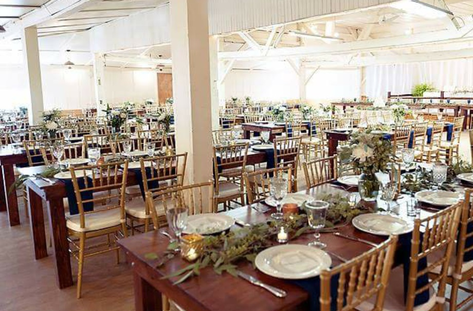 Farm Tables Detroit Chiavari