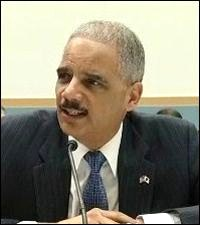 Attorney General Eric Holder Testifying Before the House Judiciary Committee on May 15, 2013